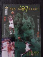 NBA - UPPER DECK 1997 - KNICKS - GAME NIGHT 97 - Singles (Simples)