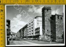 Aosta Città Lotto Di Cinque Bozze Fotografiche - Aosta