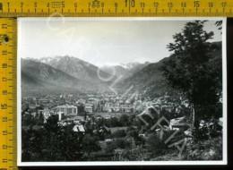 Aosta Città Lotto Di Tre Bozze Fotografiche - Aosta