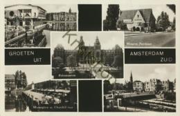 Amsterdam-Zuid (meerluik)  [Z07-1.185 - Non Classés