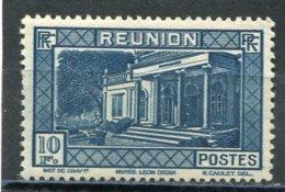 REUNION  N°  147 *  (Y&T)   (Charnière)  (Gomme Légèrement Fondue) - Réunion (1852-1975)