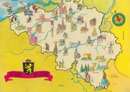 België - TOPO [Z07-1.786 - Non Classés