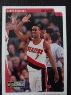 NBA - UPPER DECK 1997 - BLAZER - KENNY ANDERSON - Singles (Simples)