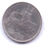 DDR 1972 A: 5 Mark, Meissen, KM 37 - [ 6] 1949-1990 : GDR - German Dem. Rep.