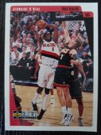 NBA - UPPER DECK 1997 - BLAZER - JERMAINE O'NEAL - Singles (Simples)