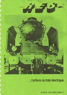 Catalogue RES ...l'Orfèvre Du Train électrique 1980 HO - O - Boeken En Tijdschriften