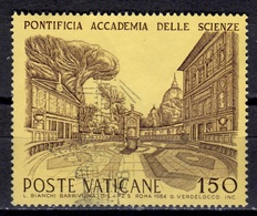 V+ Vatikan 1984 Mi 848 Akademie GH - Vatican