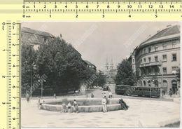 1960s ZAGREB Rackoga Ulica, Old Tram,  Hrvatska Yugoslavia Croatia Old Postcard - Croatia