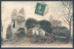 03 ARFEUILLES Allier Ruines Du Château De Montmorillon - Non Classés