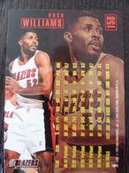 NBA - FLEER 95-96 - BLAZER - BUCK WILLIAMS - Singles (Simples)