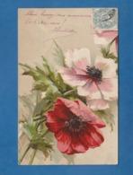 CARTE FLEURS - Flowers