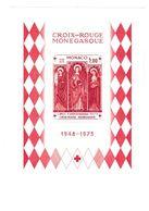 Croix Rouge Monegasque 1948 /1973 - Monaco