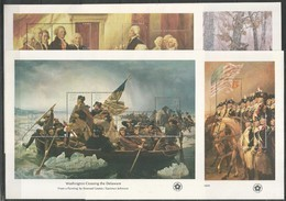 USA - MNH - Militaria - History - Famous People - Art - Militaria