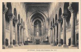 Monreale (PA). Interno Della Cattedrale. Non Viaggiata, Originale - Palermo