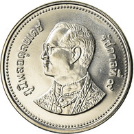Monnaie, Thaïlande, Rama IX, 2 Baht, 2005, FDC, Nickel Plated Steel, KM:444 - Thailand