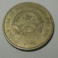 2003 - Viet-Nam République Socialiste - Socialist Republic - 5000 DONG - KM 73 - Vietnam
