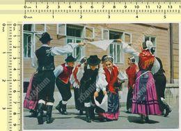 Narodna Nosnja Slovenia Yugoslavia Old Postcard - Slovénie