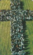 87909- HUNGARIAN CATHOLIC CHURCH, POCKET CALENDAR, 2004, HUNGARY - Small : 2001-...