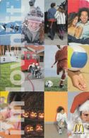 87910- PEOPLE, MCDONALDS ADVERTISING, POCKET CALENDAR, 2005, ROMANIA - Small : 2001-...