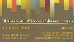 87923-INN ADVERTISING, POCKET CALENDAR, 2013, ROMANIA - Small : 2001-...