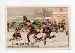 - CHROMO CHOCOLAT POULAIN - Goutez Et Comparez ! - Qualité Sans Rivale - - Poulain