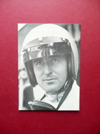 Cartolina Originale Lorenzo Bandini Pilota Ferrari Sport Auto Maranello Modena - Cartoline