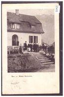 DISTRICT D'AIGLE - BEX - HOME UNIONISTE - Vème SEMINAIRE CANTONAL DES UNIONS CHRETIENNES VAUDOISES FEVRIER 1919 - TB - VD Vaud