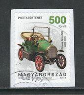 Hongarije 2018, Yv 4700, Gestempeld - Ungarn