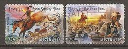 Australia 201- Outback Stories Obl - 2000-09 Elizabeth II