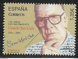 2017-ED. 5164 COMPLETA -Efemérides. 100 Años Nacimiento Camilo J. Cela. Premio Nobel De Literatura -NUEVO - 1931-Oggi: 2. Rep. - ... Juan Carlos I