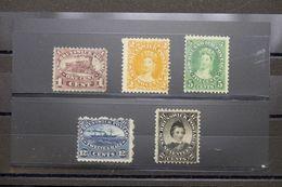 NOUVEAU BRUNSWICK - Série 4/9 Sauf 7 , Neufs Sans Gomme ( No Gum) Cote Yvert 260€ - L 62637 - Unused Stamps