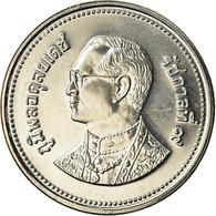 Monnaie, Thaïlande, Rama IX, 2 Baht, 2005, SPL, Nickel Plated Steel, KM:444 - Thailand