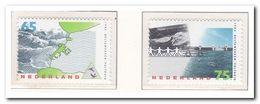 Nederland 1986, Postfris MNH, NVPH 1361-62, Completion Of Delta Works - 1980-... (Beatrix)
