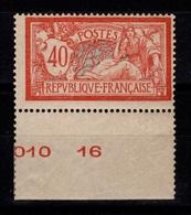 YV 119d N* (legere) BdF Papier GC , Merson Cote 30 Euros - France