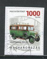 Hongarije 2019, Yv 4747,  Gestempeld - Ungarn
