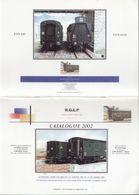 Catalogue R.G.L.P. 2002 MODELES REDUITS FERROVIAIRES ECHELLE 43,5 G.Laurent - Boeken En Tijdschriften