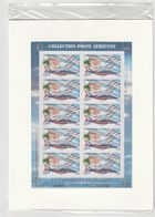 """France 2008 : POSTE AÉRIENNE  - Feuillet N° 71  Sous Blister Non Ouvert - """" LA PATROUILLE DE FRANCE  """" . Neuf ** . - 1960-.... Mint/hinged"""