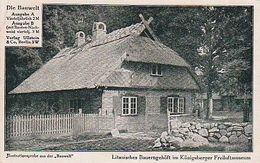 MAISON Typique En LITUANIE - Lithuania