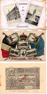 K 5. Kortrijk : 3 Kaarten Souvenir De - Kortrijk
