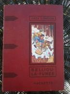 Jack London: Belliou-la-Fumée, Illustrations Harry Eliott/ Librairie Hachette - Bücher, Zeitschriften, Comics
