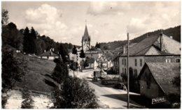 25 MONTBENOIT - Vue En Arrivant De Pontarlier - Other Municipalities