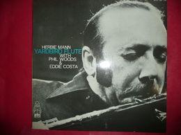 LP33 N°4618 - HERBIE MANN & PHIL WOODS & EDDIE COSTA - YARDBIRD FLUTE - Jazz