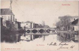 54. LUNEVILLE. La Vezouze - Luneville