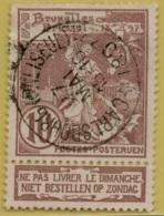 MW-4791   STERSTEMPEL  CALSBOURG PALISEUL      OCB 73 - 1894-1896 Ausstellungen