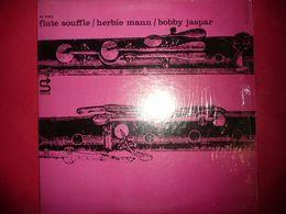 LP33 N°4619 - HERBIE MANN & BOBBY JASPAR - ST 7101 - Jazz
