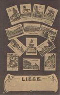 LIEGE 1980 - 4ème SALON DE LA CARTE ANCIENNE - CERCLE CARTOPHILE LIEGEOIS - HOTEL DE L'UNIVERS - Beursen Voor Verzamellars