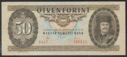 Ref. 4076-4579 - BIN HUNGARY . 1980. HUNGARY 50 FORINT 1980 - Hungary
