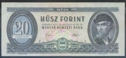 Ref. 4075-4578 - BIN HUNGARY . 1975. HUNGARY 20 FORINT 1975 - Hungary
