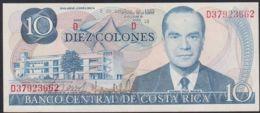 Ref. 3724-4161 - BIN COSTA RICA . 1985. COSTA RICA 10 COLONES 1985 - Costa Rica