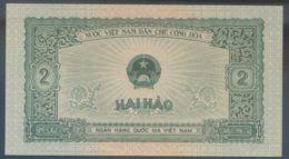 Ref. 3554-3991 - BIN NORTH VIETNAM . 1958. VIETNAM 2 HAO 1958. VIETNAM 2 HAO 1958 - Vietnam